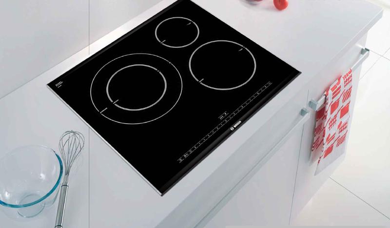 Bếp từ Bosch PIK675N24E nổi bật trong gian bếp nhà bạn