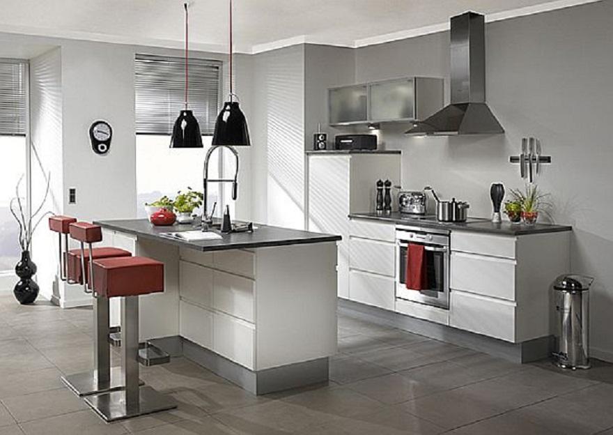 Không gian bếp Brandt