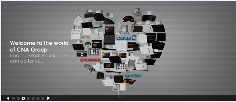 Cata gia nhập tập đoàn CNA Group năm 1999