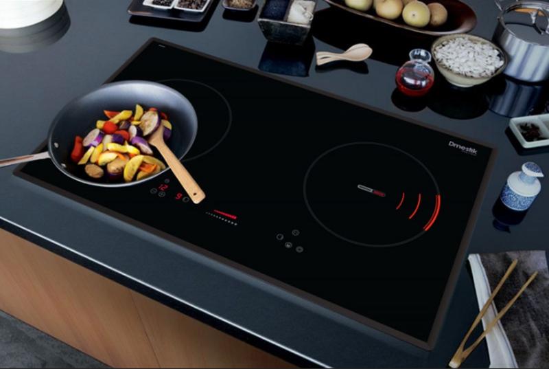 Bếp từ đôi D'mestik ES 721 DKI lụa chọn hoàn hảo cho không gian bếp Việt