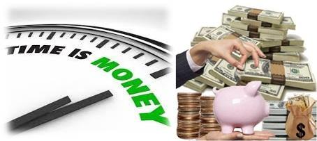 Tiết kiệm thời gian, tiền bạc
