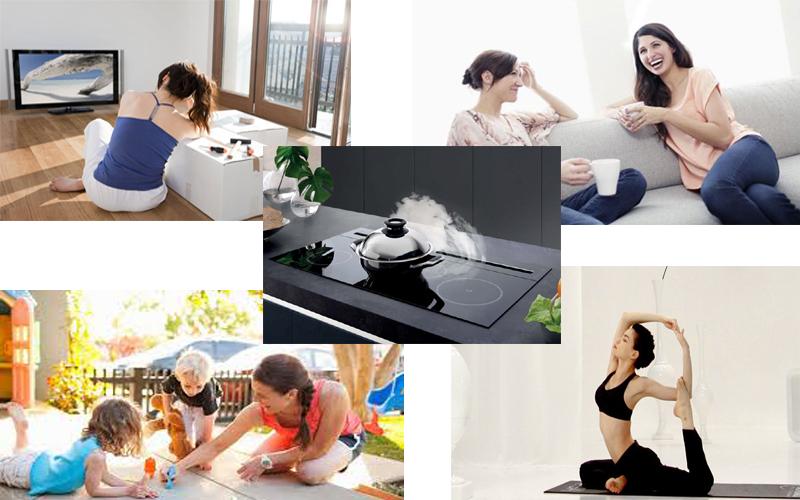 chức năng hẹn giờ giúp bạn thảnh thơi hơn