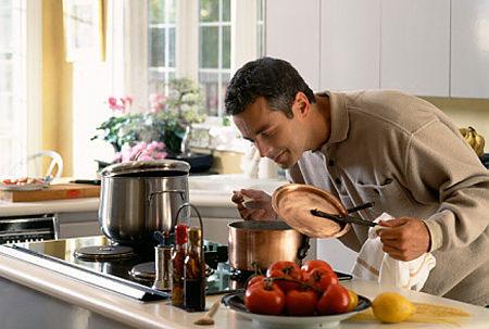 bếp từ đảm bảo bữa ăn ngon