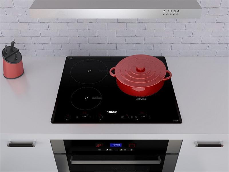 Bếp từ Chefs EH-MIX545 sang trọng cho không gian bếp