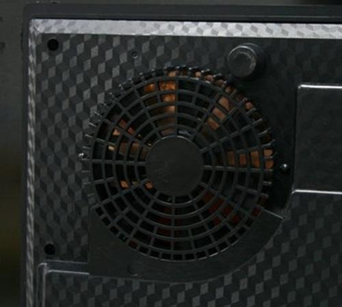 Bếp điện Chefs EH – DHL32A được trang bị hệ thống quạt gió làm mát