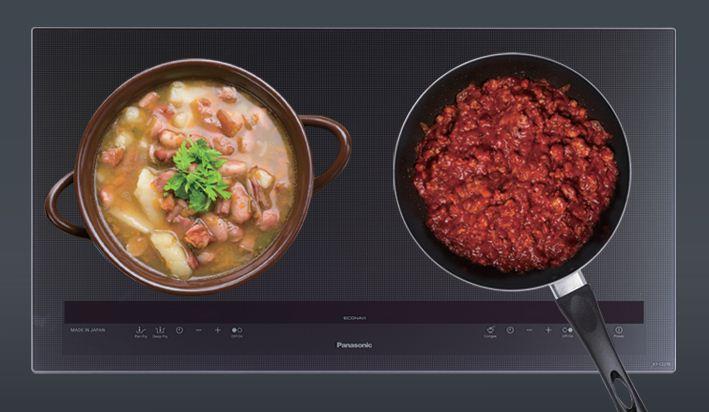 Bếp từ Panasonic KY-C227D