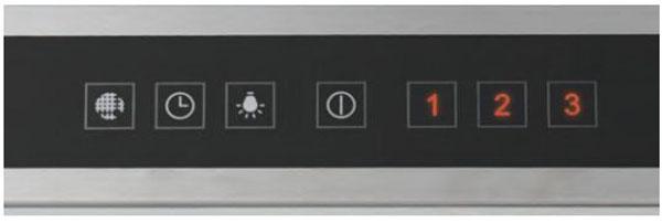bảng điều khiển hút mùi Fagor CFB 900AXA