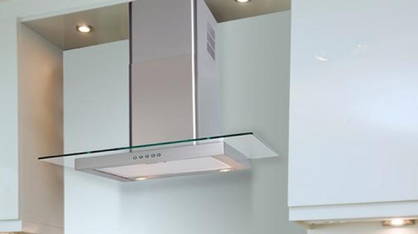 Máy hút mùi DG3 – 90 Glass sang trọng