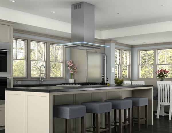 Thiết kế hiện đại, hài hòa mọi không gian bếp