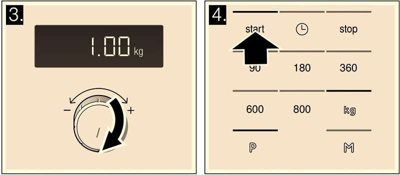 Cài đặt tính năng Auto Pilot của lò vi sóng Bosch HMT75M624B