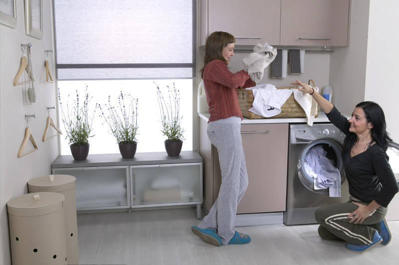 Máy giặt Fagor F-8212X mang tới sự thảnh thơi cho chị em