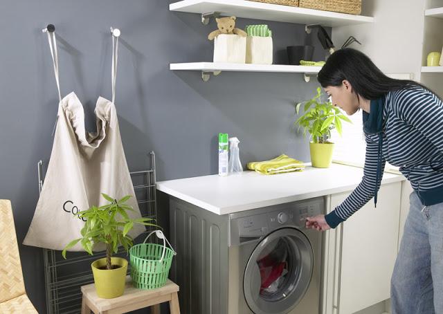 Máy giặt Fagor F-8212X an toàn