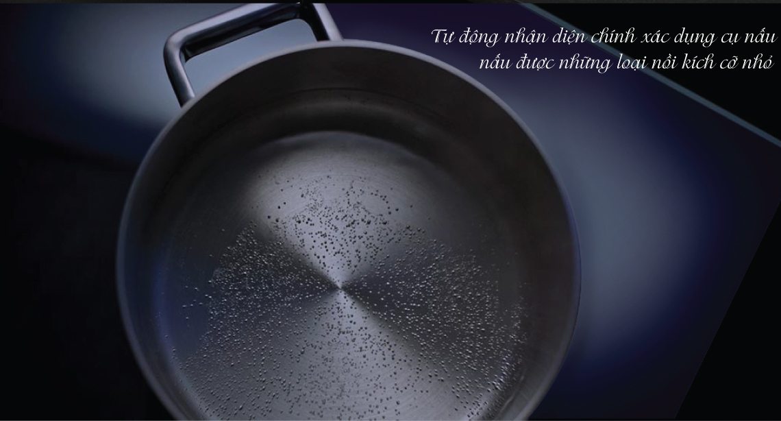 Tự động nhận diện chính xác dụng cụ nấu bếp từ