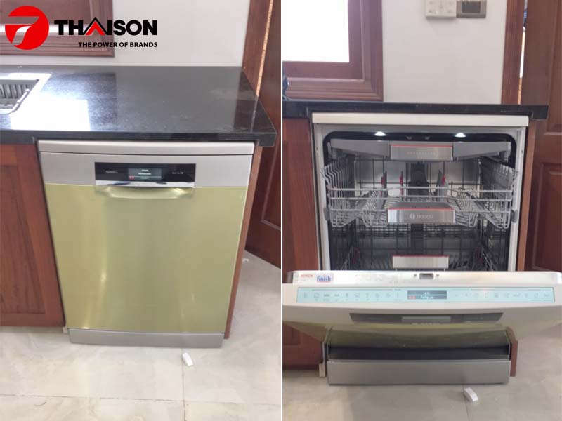 Khuyến mại máy rửa bát Bosch Serie 8 SMS88TI36E