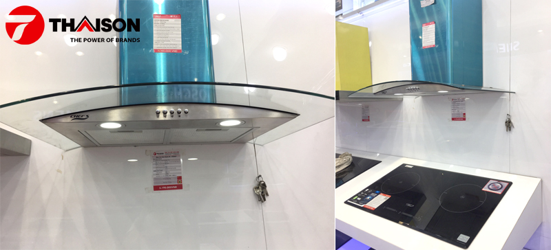 Khuyến mại máy hút mùi Chefs EH-R506E7