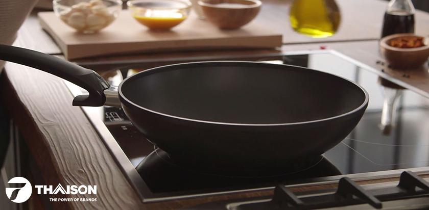 Chảo Fissler sử dụng trên bếp từ