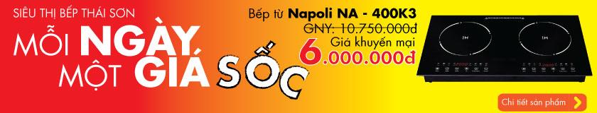 Bếp từ Napoli Na - 400K3
