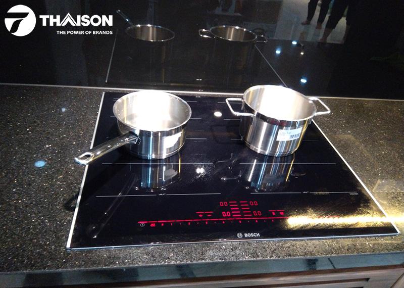 Bếp từ Bosch bảo hành tại nhà