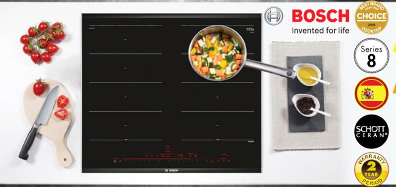 Khai xuân, khai bếp, rước bếp từ Bosch PXX675DC1E đón tài lộc