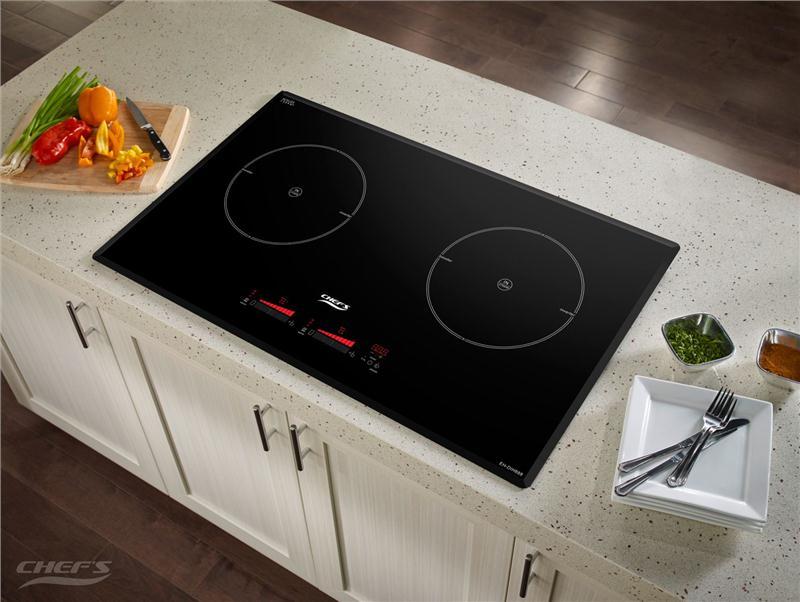 Bếp từ Chefs ứng dụng công nghệ Inverter siêu tiết kiệm điện