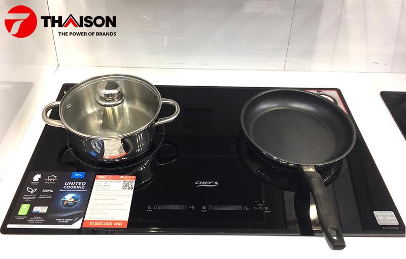 So sánh giá bếp từ Chefs EH-DIH888
