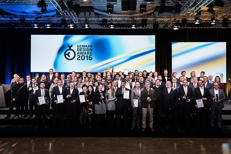 Giải thưởng thiết kế nhằm vinh danh những sản phẩm có thiết kế sáng tạo ứng dụng cao