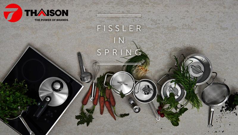 Dụng cụ nhà bếp của Đức Fissler