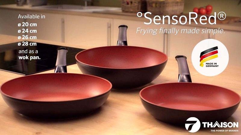 Chảo từ chống dính Fissler Sensored