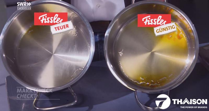 So sánh Fissler và WMF