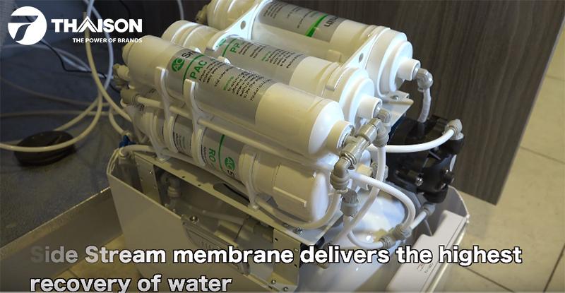 Máy lọc nước AoSmith phát triển màng lọc RO lên công nghệ mới