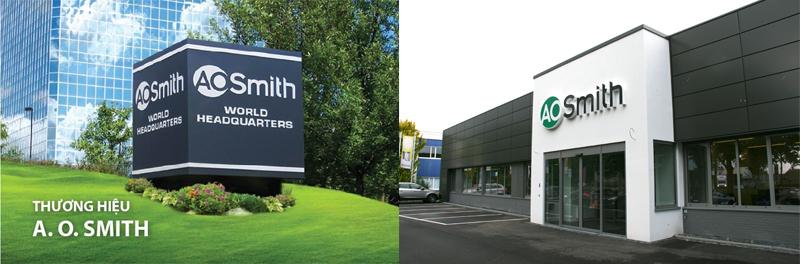 Giới thiệu thương hiệu máy lọc nước A.O.Smith