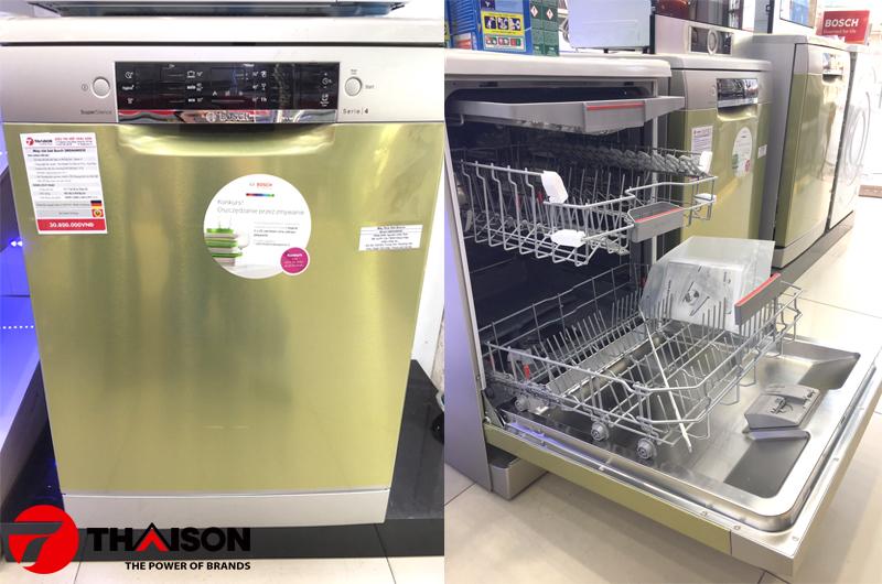 Giá máy rửa bát Bosch SMS46KI04E