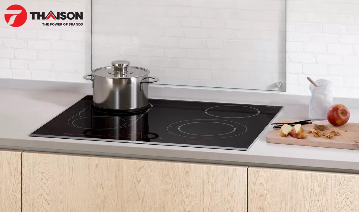 Vùng nấu CombiZone Bosch