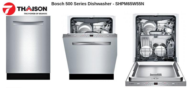 Dòng series 500 nâng cấp giá đỡ thứ 3 linh hoạt
