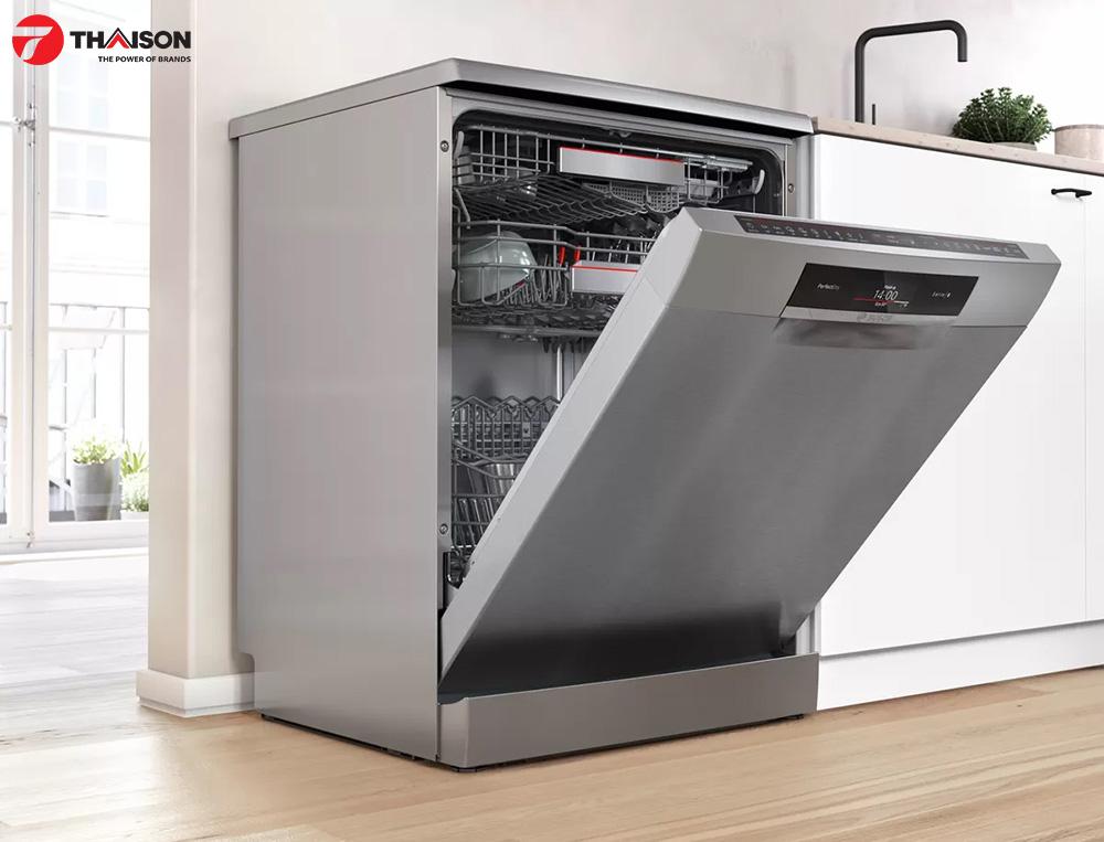 Máy rửa bát độc lập Bosch model 2021.