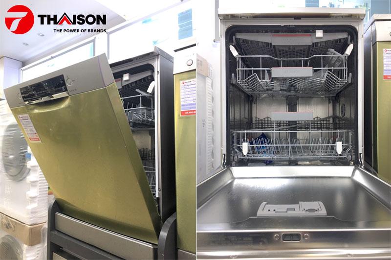 Máy rửa bát Bosch SMS46NI05E