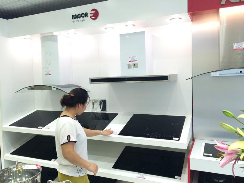 Bếp từ Fagor IF - 700CS được nhiều người lựa chọn
