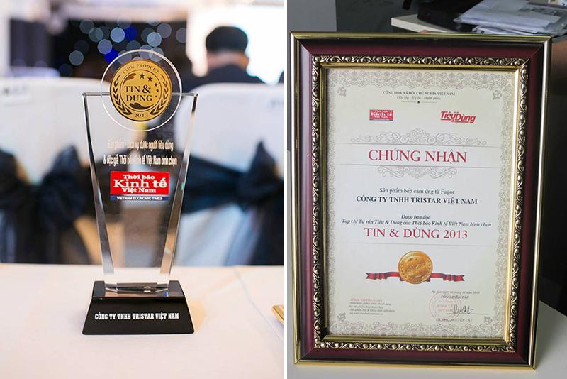 Thành công của Fagor tại Việt Nam có sự góp sức không nhỏ của Bếp Thái Sơn
