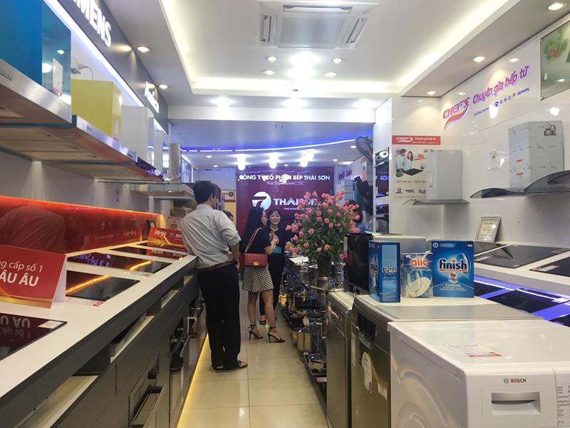 Khách hàng tin tưởng đặt niềm tin tại Bếp Thái Sơn