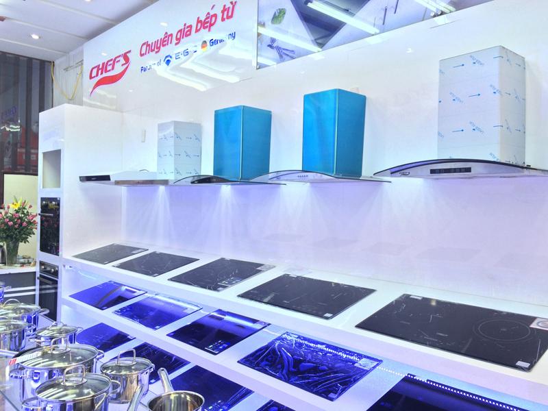 showroom Bếp Thái Sơn Quang Trung Hà Đông
