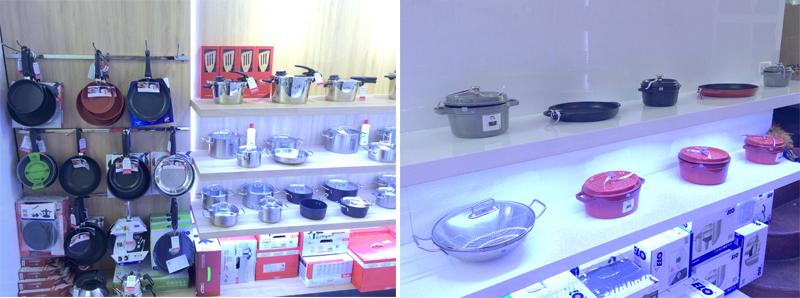 Siêu thị bếp Thái Sơn Quang Trung Hà Đông