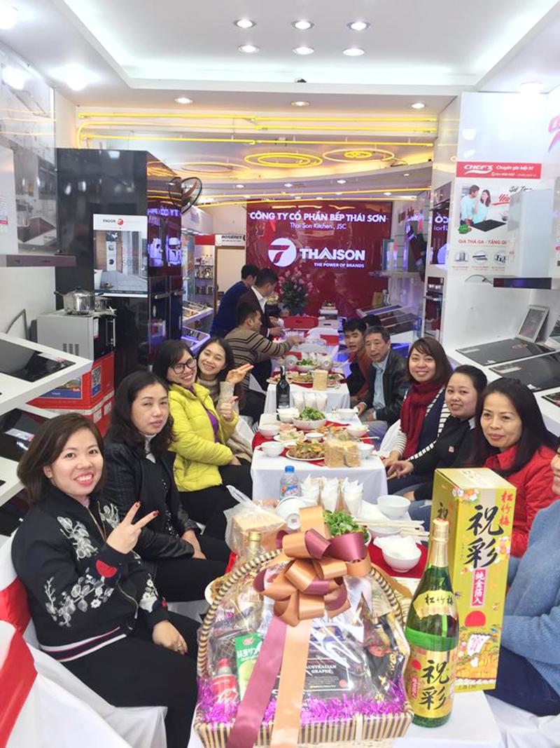 Khai xuân cùng Bếp Thái Sơn
