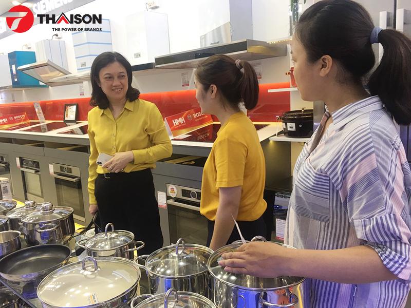 Kinh doanh thiết bị bếp tại Việt Nam