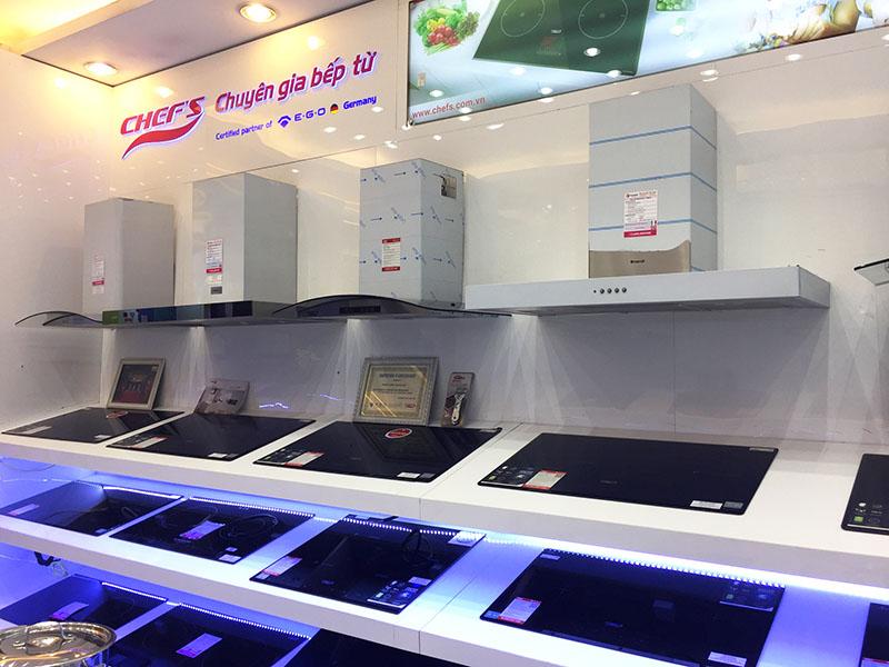 Bếp Thái Sơn là địa chỉ mua sắm uy tín được hàng triệu người Việt lựa chọn