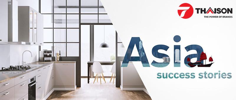 Người tiêu dùng Châu Á nhận xét thiết bị gia dụng Bosch có chất lượng cao