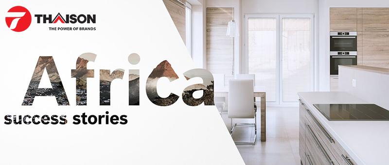 Thiết bị nhà bếp Bosch được thành phố năng động nhất Châu Phi - Ayi Mensah Park lựa chọn