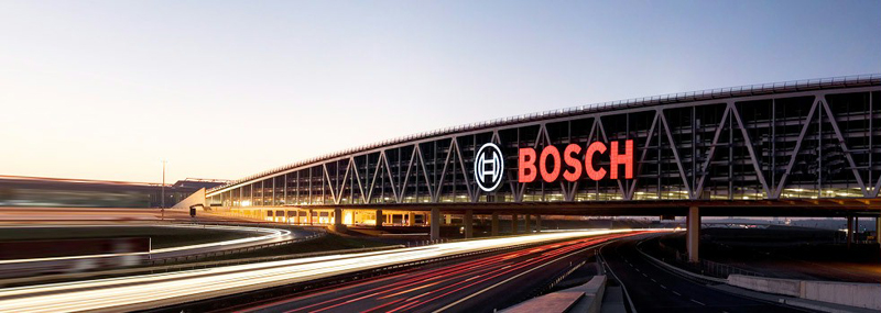 Bosch là thương hiệu thiết bị bếp toàn cầu
