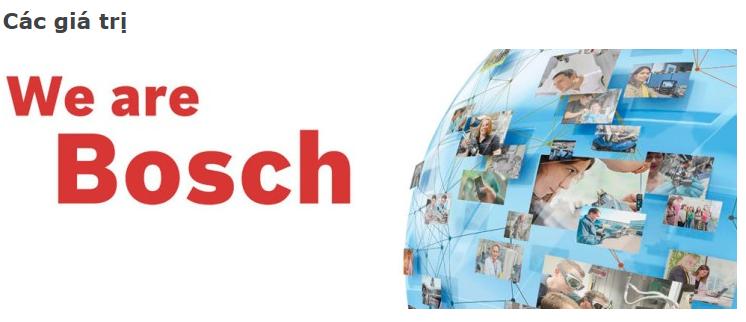 Bếp từ Bosch có mặt ở 150 quốc gia