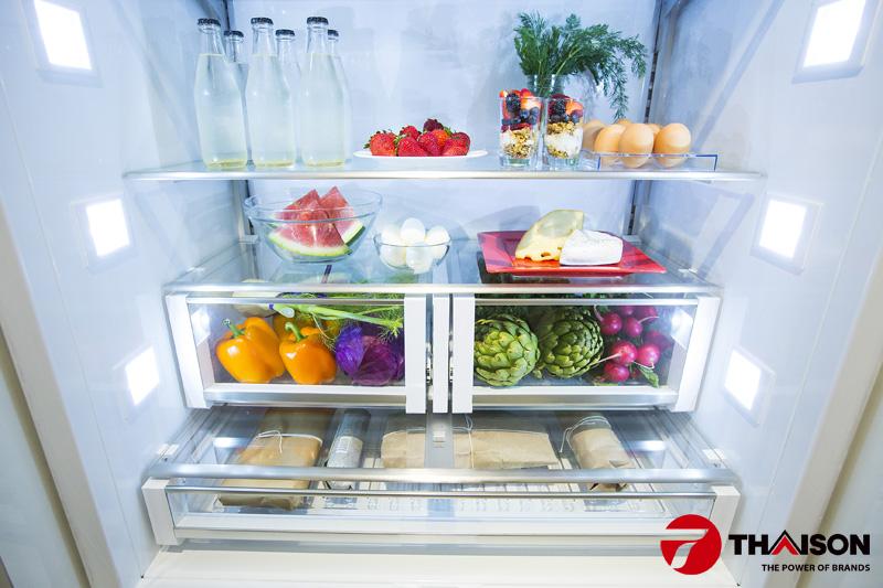 Công nghệ VitaFresh tủ lạnh Bosch