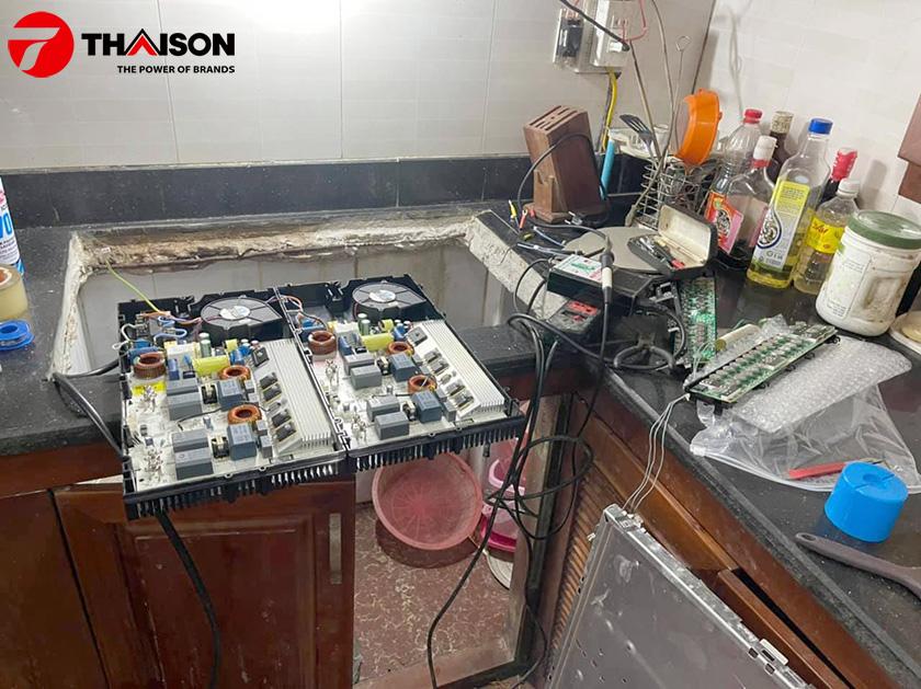 Sửa chữa bếp từ tại nhà nhanh chóng, giá rẻ ở Hà Nội